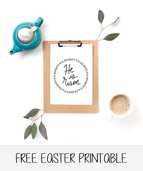 Free printables are always fun to hang around the house or frame for your wall