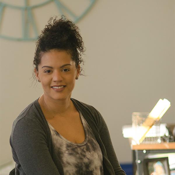 Britt Yeomans  // Receptionist