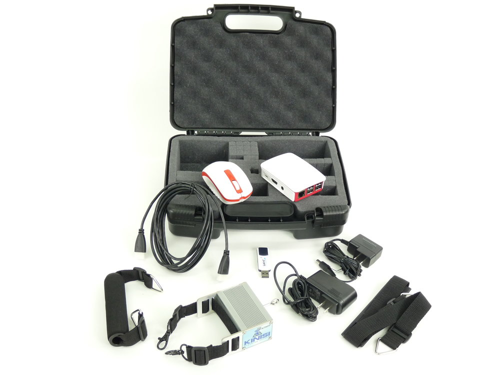 KINISI Tracking System Package