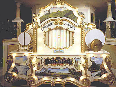 Wurlitzer 153 Band Organ