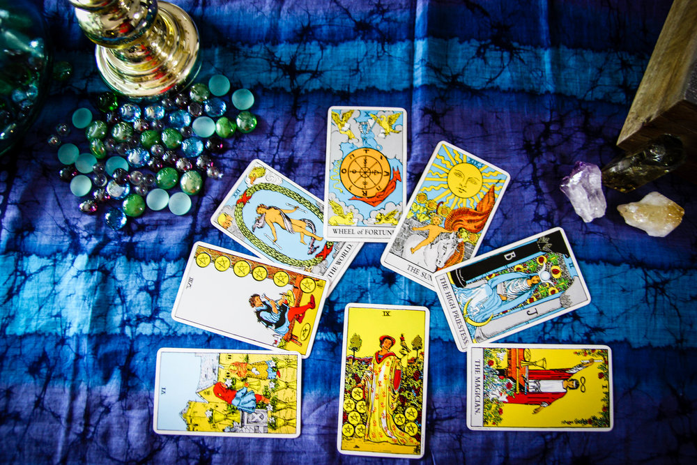 Intuitive Guidance & Divination Session