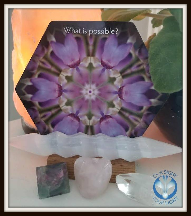 What is Possible - INQUIRY CARD