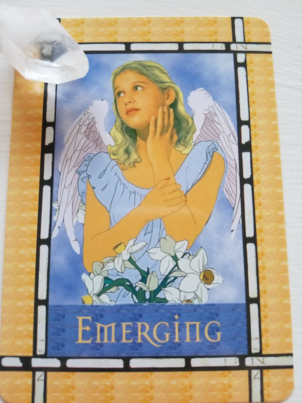 EMERGING, Healing with the Angels Oracle by Doreen Virtue