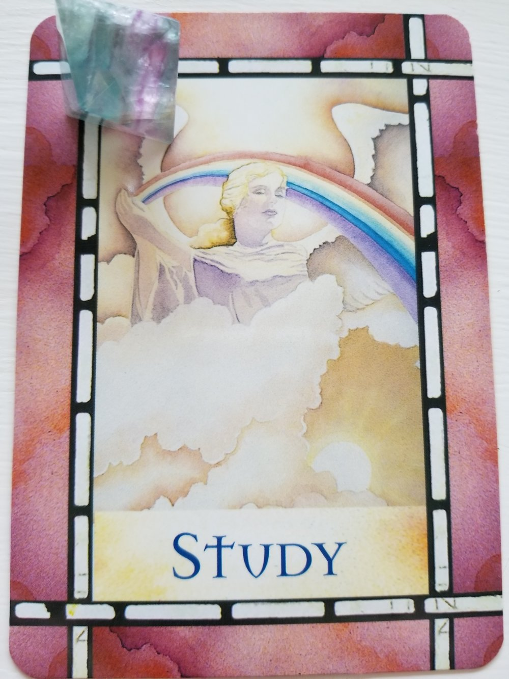STUDY - Healing with the Angels Oracle by Doreen Virtue