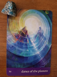 Dance of the Planets, Journey of Love Oracle by Alana Fairchild