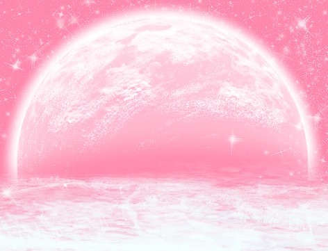 Pink Scorpio Full Moon April 2018