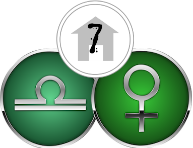 The Seventh House, ruled by Libra & Venus