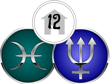 The Twelfth House, ruled by Pisces & Neptune