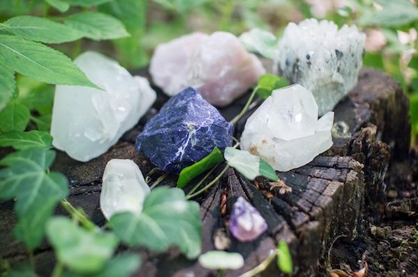 crystals, crystal grid, feng shui
