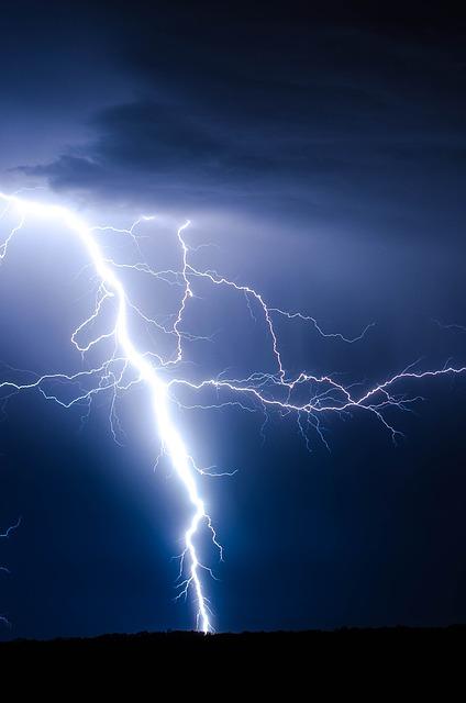 Lightning bolt, Uranus - change agent