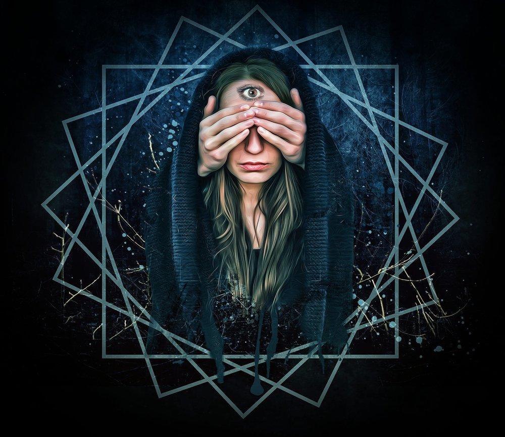 third eye, intuition