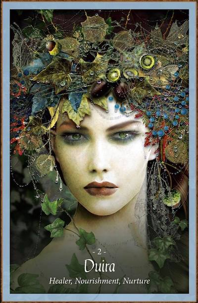 DUIRA - Faery Forest Oracle Cards