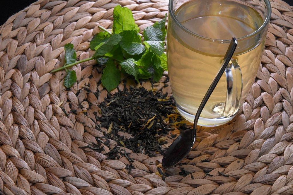 Valerian tea, sleepy time tea