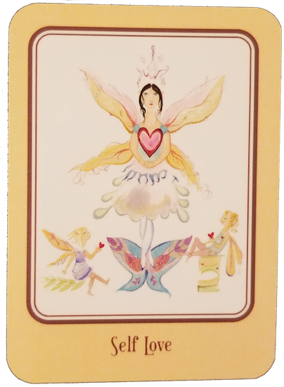 SELF-LOVE - Nature Spirits Oracle