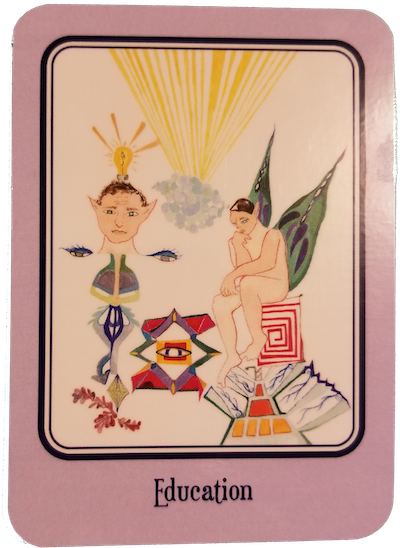 EDUCATION - Nature Spirits Oracle