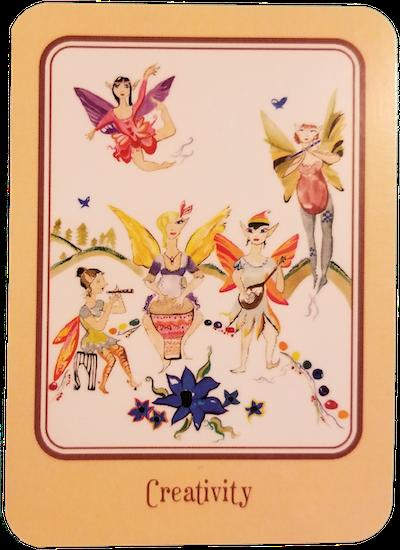CREATIVITY - Nature Spirits Oracle