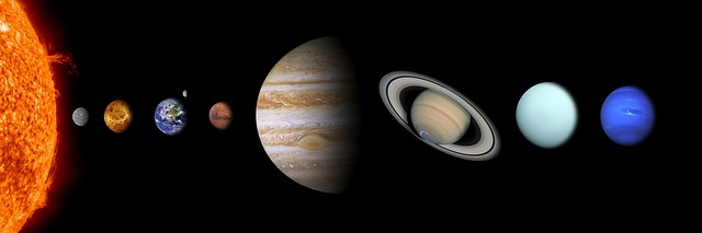 All planets in direct motion during February.