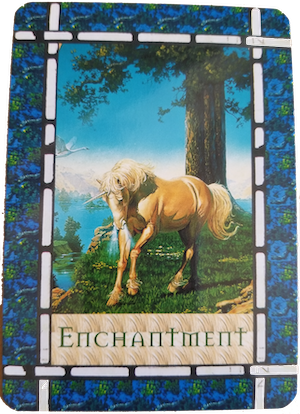 ENCHANTMENT - Healing With The Angels Oracle