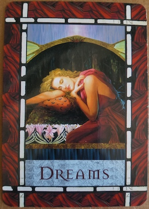 DREAMS - Healing With The Angels Oracle