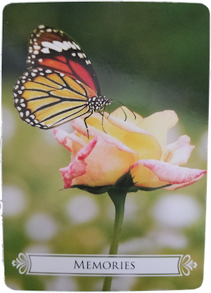 MEMORIES - Butterfly Oracle for Life Changes