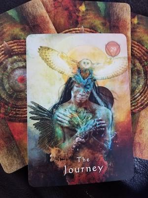 THE JOURNEY - Mystical Shaman Oracle, Colette Baron-Reid