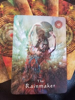 THE RAINMAKER - Mystical Shaman Oracle, Colette Baron-Reid