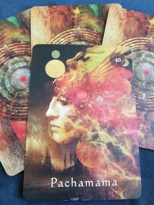 PACHAMAMA - Mystical Shaman Oracle, Colette Baron-Reid