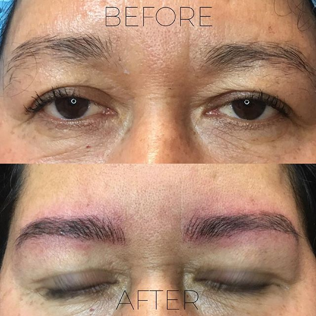 Microblading and eyebrow shaping #microblading#microbladeaz#azesthetician#skinspirationboutique#eyebrowsonpoint#eyebrowshaping