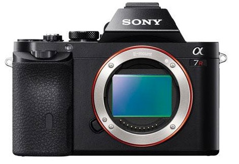 The Sony A7R-One day all cameras will be like this, small but capable of remarkable image quality