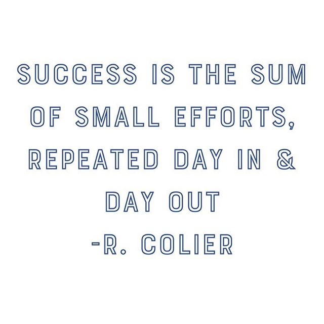 What are you doing everyday to gain #success ? #studiocowork