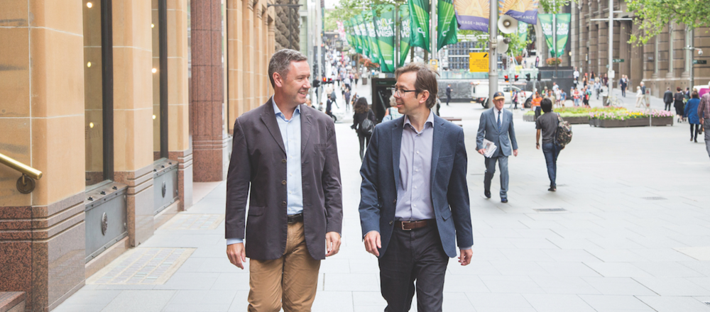 Last month, our solicitor-directors Gary Rogers and Nick Hart talked to The CEO Magazine about working with mavericks, disruptors and entrepreneurs.  - Check out what they had to say here.