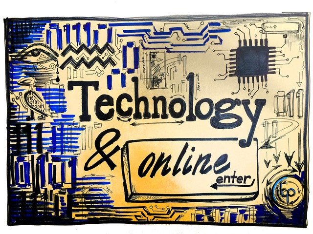 Technology-and-online