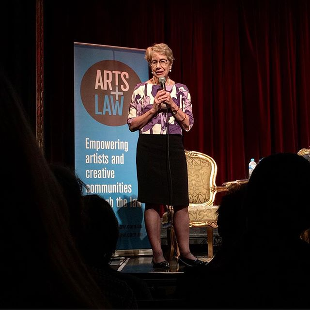 A great night for a great cause! The #BlueprintLaw team headed to #GiantDwarf last night to hear panelists from #MinistryOfSound, #SimpsonsSolicitors and #SonyMusic speak about #musiclaw, with a cameo from the Honourable Justice Margaret Beazley AO and all proceeds going to the #ArtsLawCentre! Thanks to all involved for a fantastic night! #ArtsLaw #Music #Law