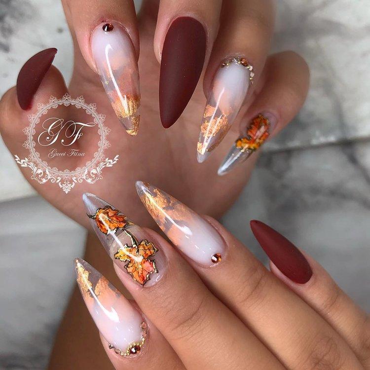 Fall Nail Designs 2019 Proglitz Nails