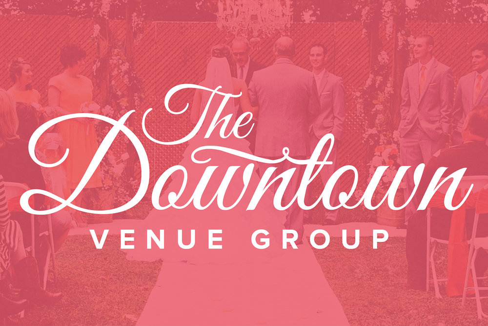 Downtown Venue Group / Art Direction & Design