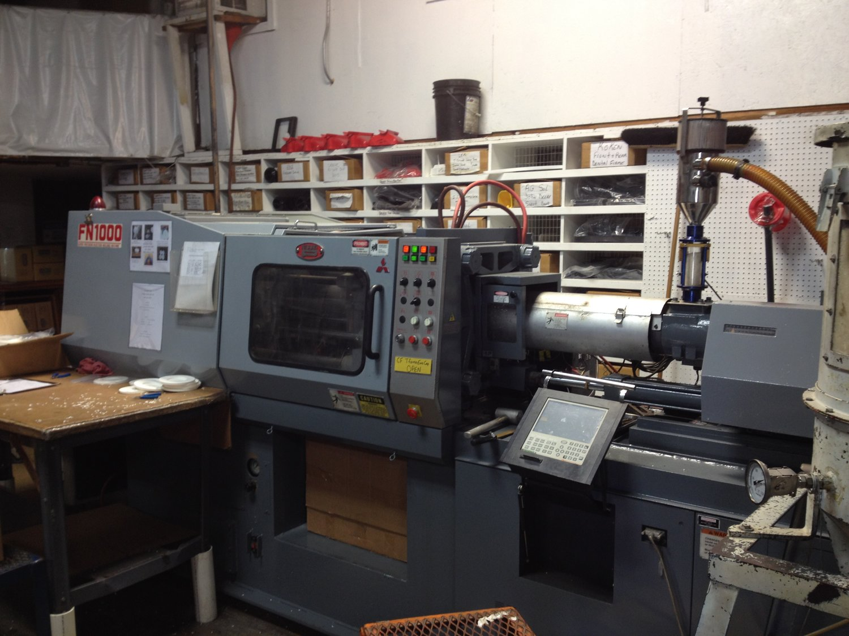 Machine Catalog — Plastic Designs, Inc