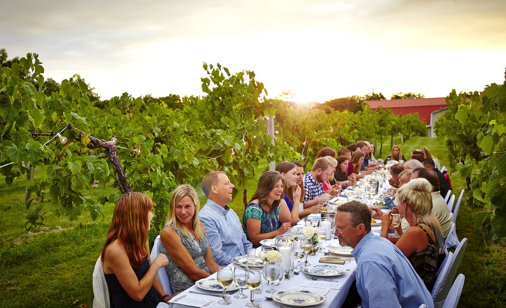 Sunset Dinner in the Vineyard at Summerset Winery.jpg