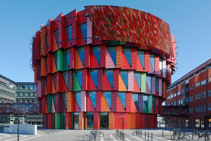 Gothenburg, Sweden - Kuggen Building - Architect Gert Wingårdh