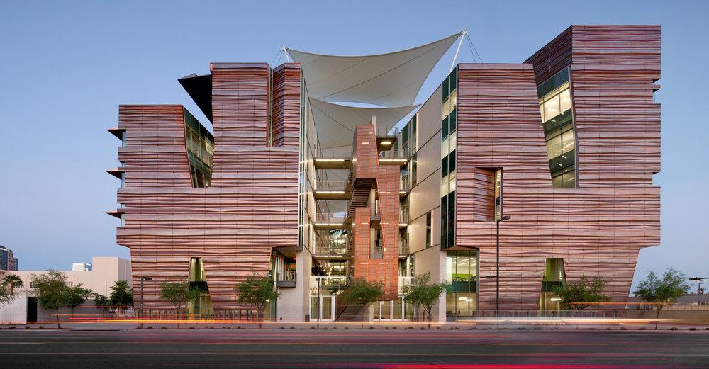 Pheonix, AZ - Health and Science Education Building - CO Architects