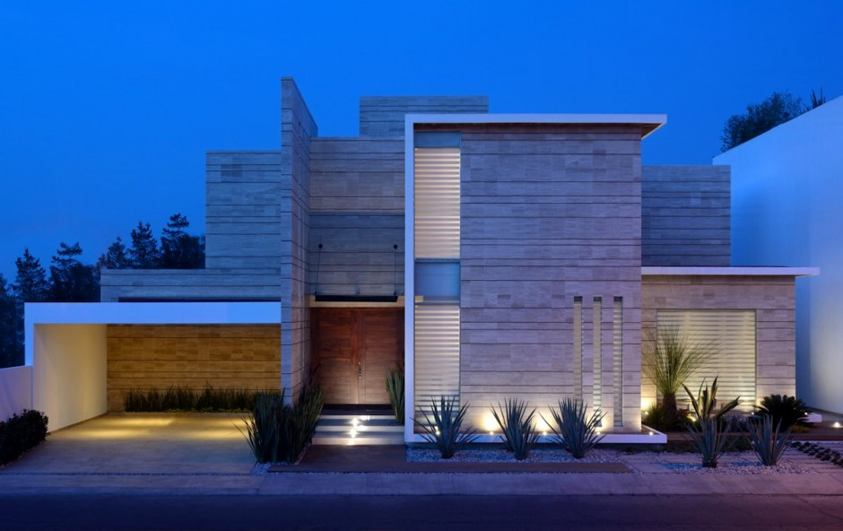 JI Studio - Mexican Navona House