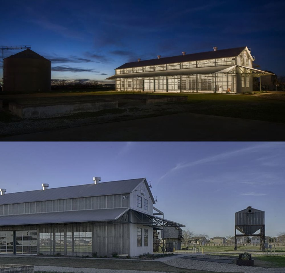 Antenora Architects LLP - The Cotton Gin at the CO-OP District