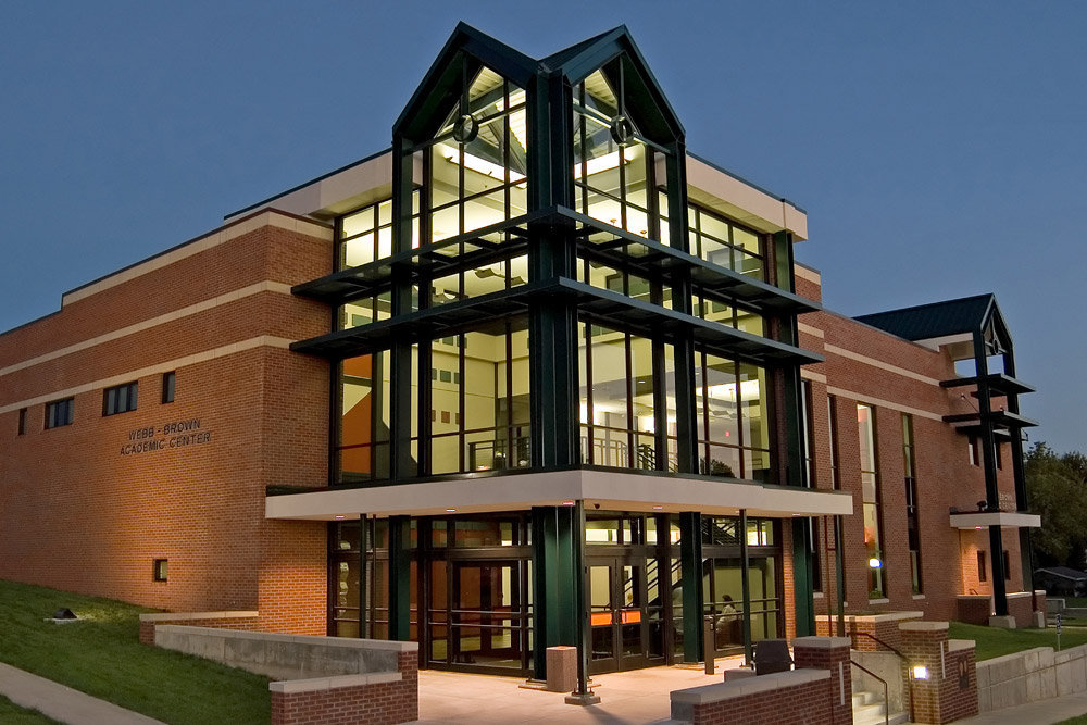 Webb Brown Academic Center -Cowley College