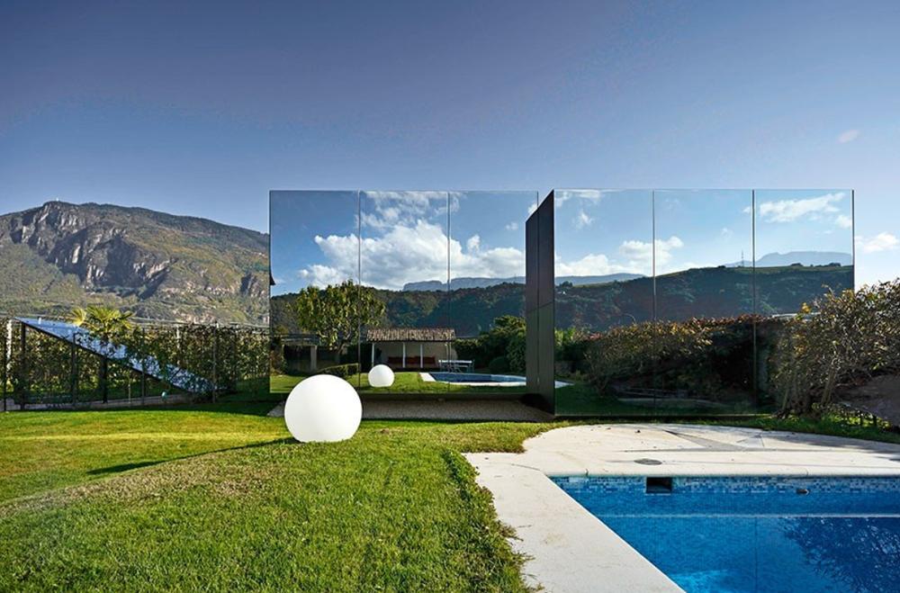 Architectural Digest, https://www.architecturaldigest.com/gallery/mirrored-buildings-roundup-slideshow/all