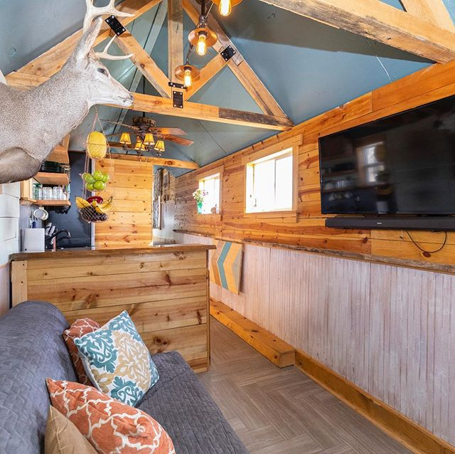 "Part 3 of ""I Live in a Tiny House"" is up!  https://www.agoraarchitecture.com/agorablog/2019/3/4/i-live-in-a-tiny-house-part-3 #tinyhouse #alternativehousing #smallarchitecture #thow #agoraarchitecture"