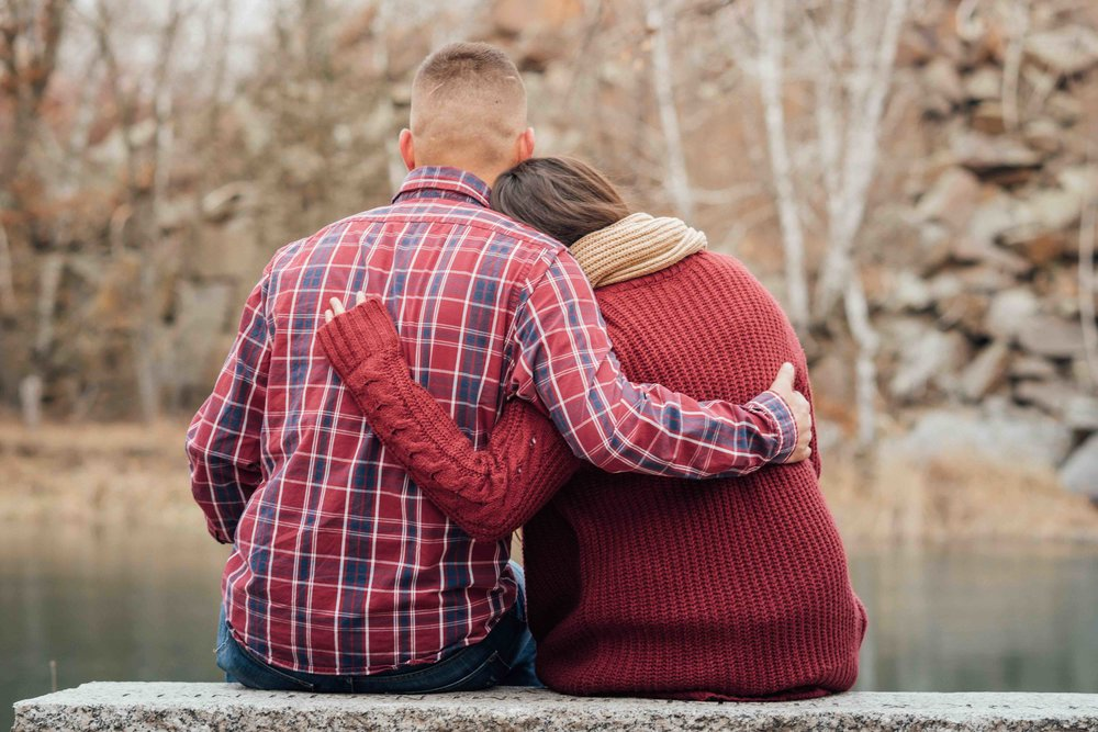 Couples looking to heal and rebuild their relationship.
