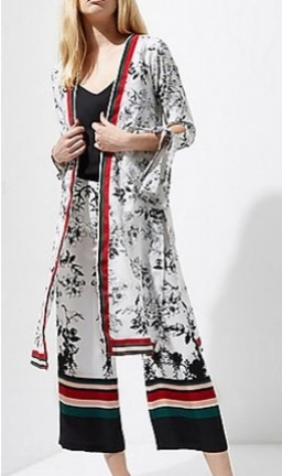W-E-R-K! It takes a certain walk to operate this piece! I love the traditional vibe of this kimono with the modern sleeves. AMAZING!!!