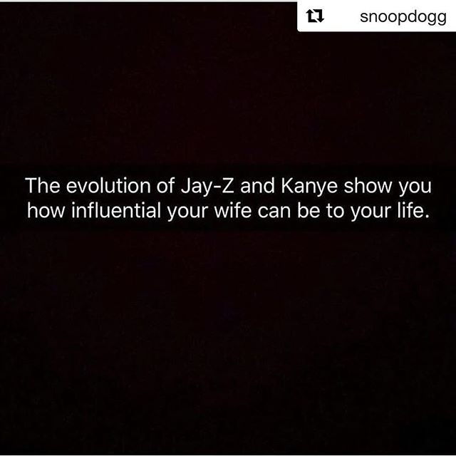 #Repost @snoopdogg with @get_repost ・・・ Thank u @bosslady_ent  Love u for being my rock  and keeping me straight