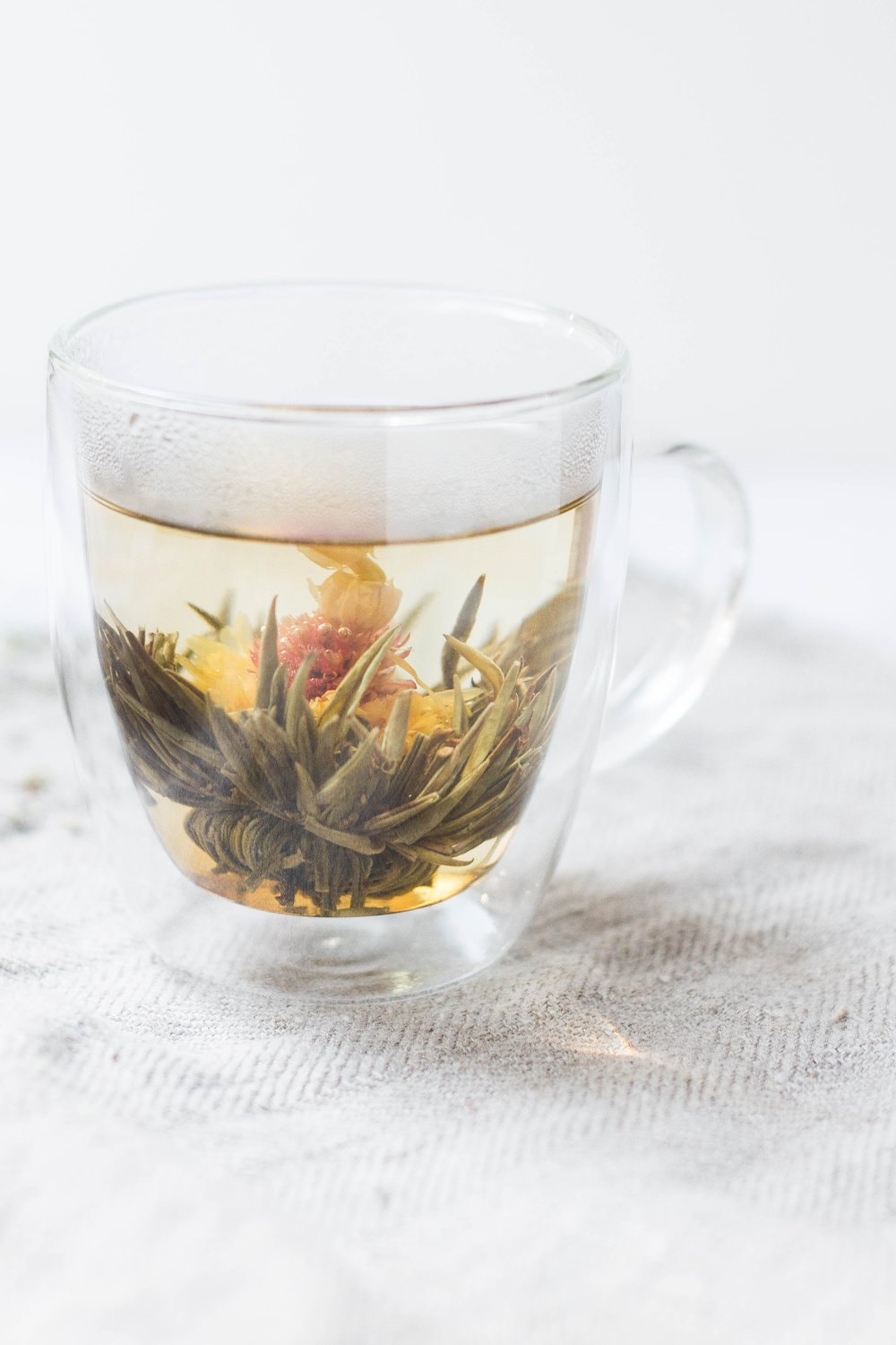 make a cup of herbal tea