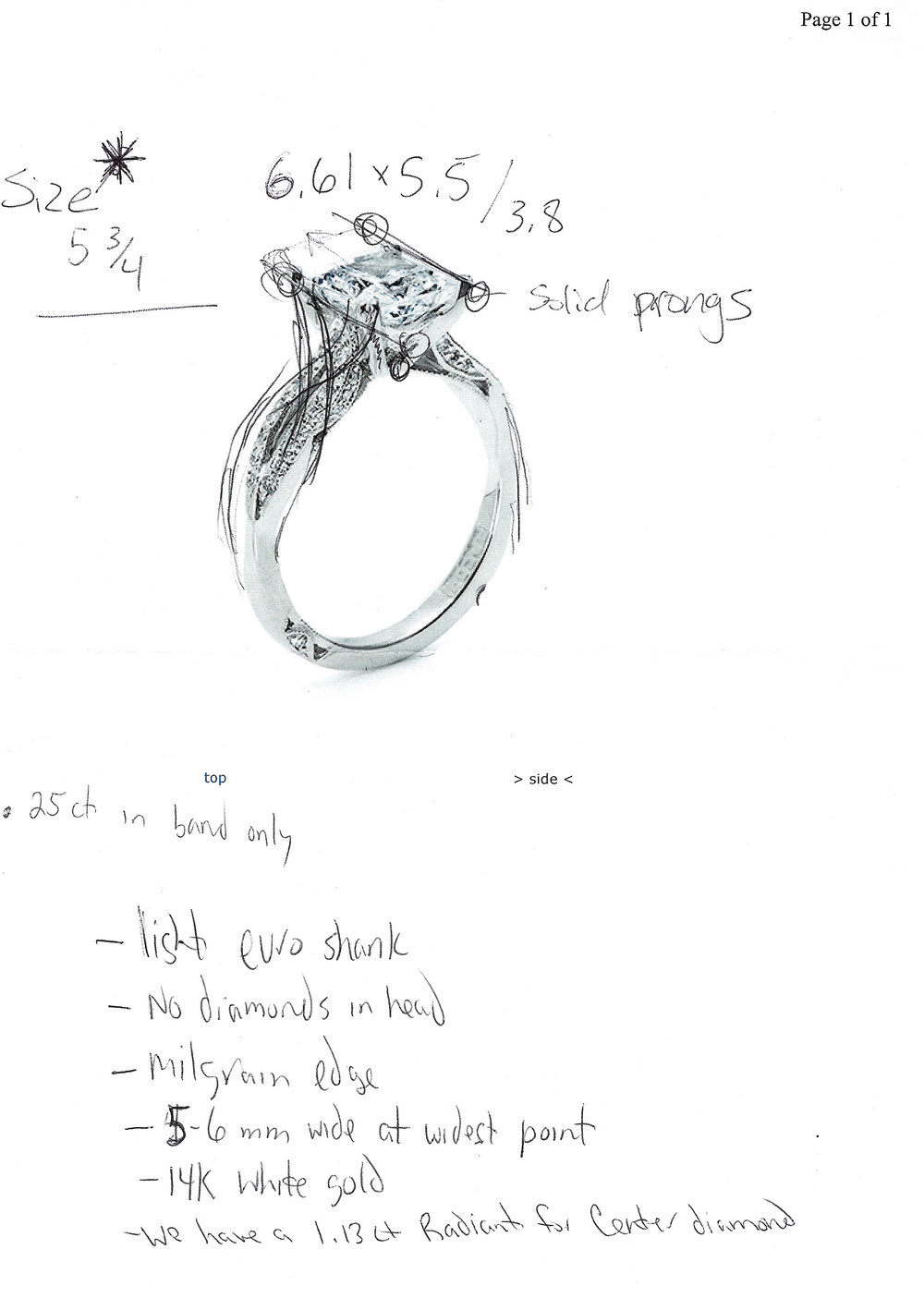 ring neil online wedding program sapphire design own engagement lane jewellery vintage your