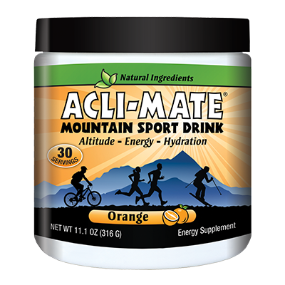 Dr. Roanne Houck, N.D. - Founder, owner and CEO of Acli-Mate® Natural Sport Drinks.     Go Higher – Feel Better.
